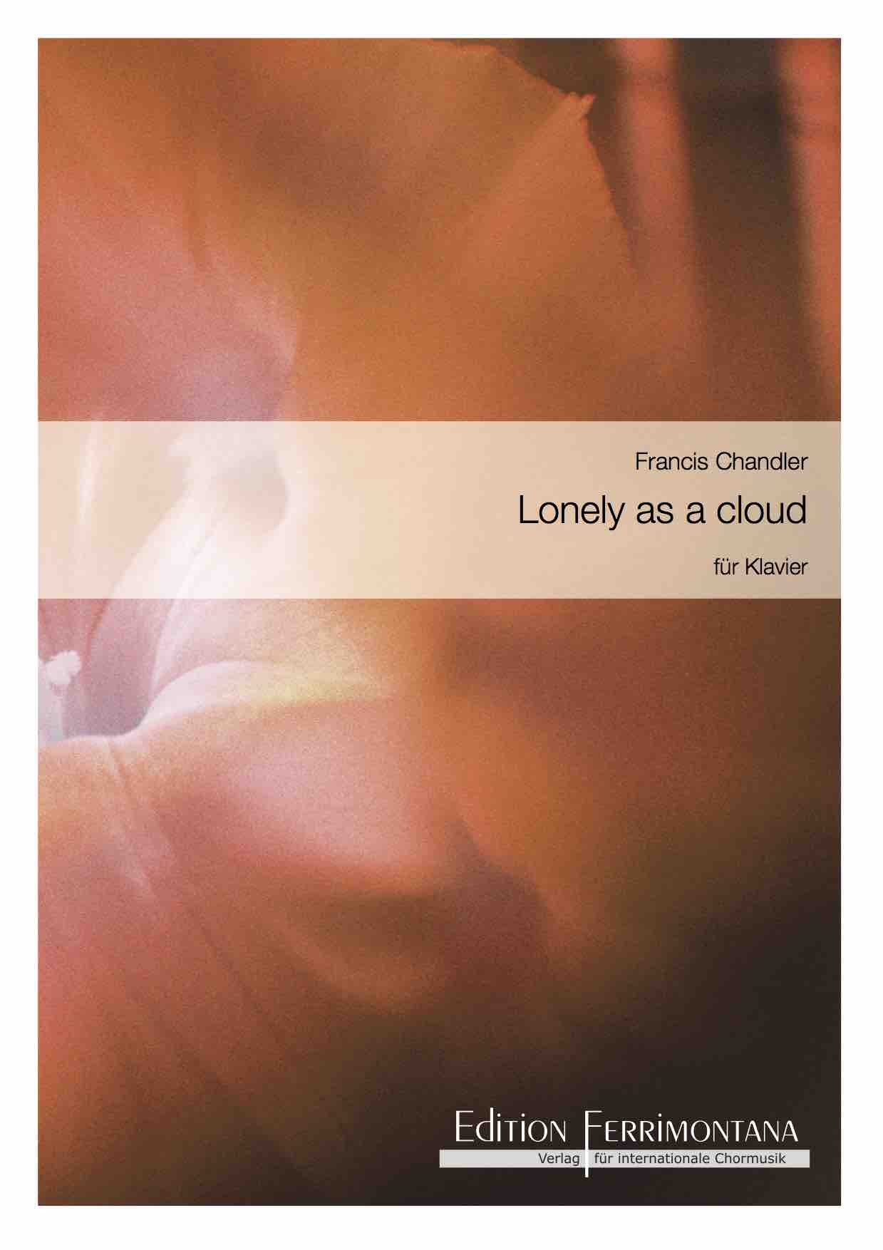 Lonely as a cloud