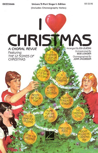 I Love Christmas Feature Medley - singer edition