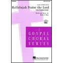 Hallelujah praise the Lord - Acclamation from Gospel Mass