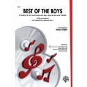 Best of the boys. Medley from Backstreet Boys, Boyz II Men, NSYNC
