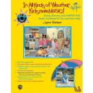 Kids Make Music Series: In All Kinds of Weather, Kids Make Music, Sunny, Stormy, and Always Fun Music Activities for You and Your Child, Sunny, Stormy, and Always Fun Music Activities for You and Your Child - Buch mit CD