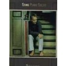 Sting Piano solos - Features 14 of the best from the former Police man, lushly arranged for solo piano