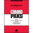 Jazz Combo Pak   27, Four holiday favorites for jazz combo - Audio Online