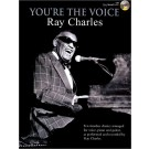You\'re the voice: Ray Charles - Buch mit CD