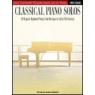 Classical Piano Solos - First Grade, John Thompson\'s Modern Course, 20 original pieces from the masters