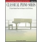 Classical Piano Solos - Second Grade, John Thompson\'s Modern Course, 22 original pieces from the masters