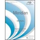 Meridian - Concert Band mit Chor - comes very much out of the composer\'s love for ostinato, or groove-based, music