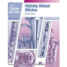 Waltzing wicked witches - Mysterious introduction in the low brass and percussion open this waltz in an eerie fashion