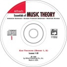Alfred\'s Essentials of Music Theory: Ear Training CD 1 for Books 1 & 2