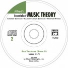 Alfred\'s Essentials of Music Theory: Ear Training CD 2 for Book 3
