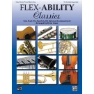 Flex-Ability: Classics - Solo-Duet-Trio-Quartet with Optional Accompaniment, Oboe / Guitar / Piano / Electric Bass