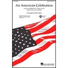 American celebration medley - Here is a powerful and inspirational patriotic trilogy that includes: America the Beautiful, Golden Dream