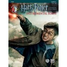Harry Potter Instrumental Solos, Selections from the Complete Film Series, Klavierbegleitung  - Buch mit CD