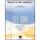 Pirates of the Caribbean - Flex Band Series: brass, woodwinds or strings