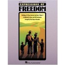 Expressions of freedom. Anthology of African American Spirituals Volume II, 55 songs
