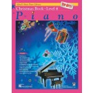 Alfred\'s basic piano library. Top Hits! Christmas Book 4. May be used by students in Level 4 or in the intermediate level of any piano method